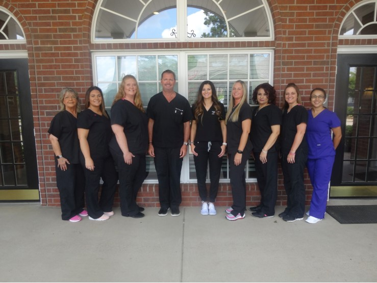 womens total care staff picture